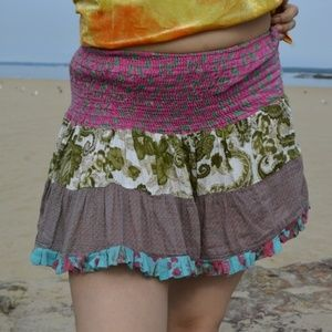 Other - Indian Mini Skirt Small